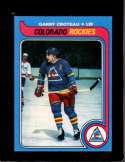 1979-80 TOPPS #158 GARY CROTEAU NM