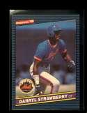 1986 DONRUSS #197 DARRYL STRAWBERRY NMMT