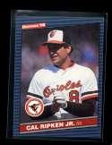 1986 DONRUSS #210 CAL RIPKEN JR. NMMT