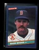 1986 DONRUSS #371 WADE BOGGS NMMT