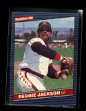 1986 DONRUSS #377 REGGIE JACKSON NMMT