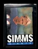 1985 TOPPS #123 PHIL SIMMS NMMT