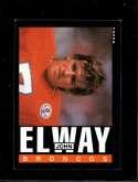 1985 TOPPS #238 JOHN ELWAY EXMT HOF