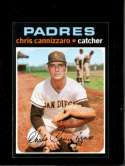 1971 TOPPS #426 CHRIS CANNIZZARO NM NICELY CENTERED