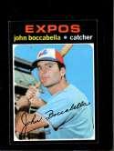 1971 TOPPS #452 JOHN BOCCABELLA NM