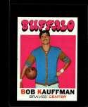 1971-72 TOPPS #84 BOB KAUFFMAN DP NMMT