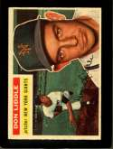 1956 TOPPS #325 DON LIDDLE EXMT