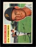 1956 TOPPS #28 BOBBY HOFMAN EXMT