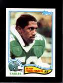 1982 TOPPS #455 JERRY ROBINSON NMMT