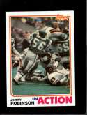 1982 TOPPS #456 JERRY ROBINSON IA NMMT