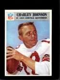 1966 PHILADELPHIA #163 CHARLEY JOHNSON EXMT