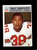 1966 PHILADELPHIA #167 BILL TRIPLETT EXMT