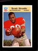 1966 PHILADELPHIA #171 KERMIT ALEXANDER EXMT