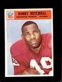 1966 PHILADELPHIA #187 BOBBY MITCHELL EXMT HOF