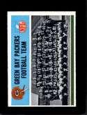 1966 PHILADELPHIA #79 PACKERS TEAM NM