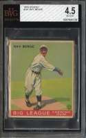 1933 GOUDEY #141 RAY BENGE BVG 4.5 RC ROOKIE