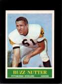 1964 PHILADELPHIA #148 BUZZ NUTTER EX