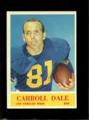 1964 PHILADELPHIA #88 CARROLL DALE EXMT