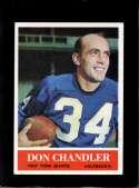 1964 PHILADELPHIA #115 DON CHANDLER EXMT