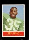 1964 PHILADELPHIA #132 TED DEAN EXMT NICELY CENTERED
