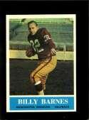 1964 PHILADELPHIA #183 BILLY BARNES EXMT