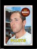 1969 TOPPS #17 MIKE MARSHALL VGEX