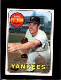 1969 TOPPS #46 FRITZ PETERSON VGEX