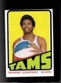 1972-73 TOPPS #221 GEORGE THOMPSON NMMT
