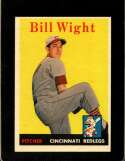 1958 TOPPS #237 BILL WIGHT UER EXMT