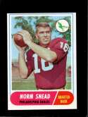 1968 TOPPS #110 NORM SNEAD NMMT