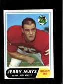1968 TOPPS #119 JERRY MAYS NMMT